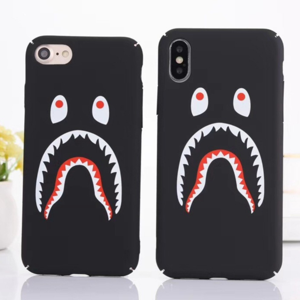 sports shoes f3582 45f35 Bape shark phone case
