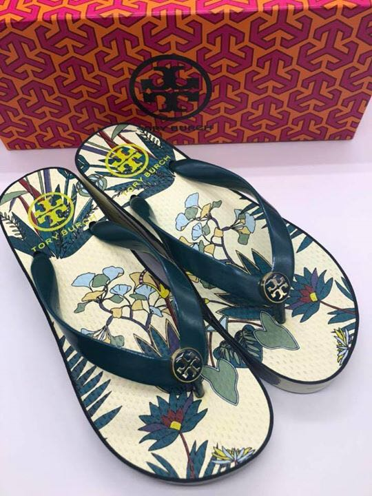 0afe0c24df9b91 Brandnew! Authentic Tory Burch Slippers