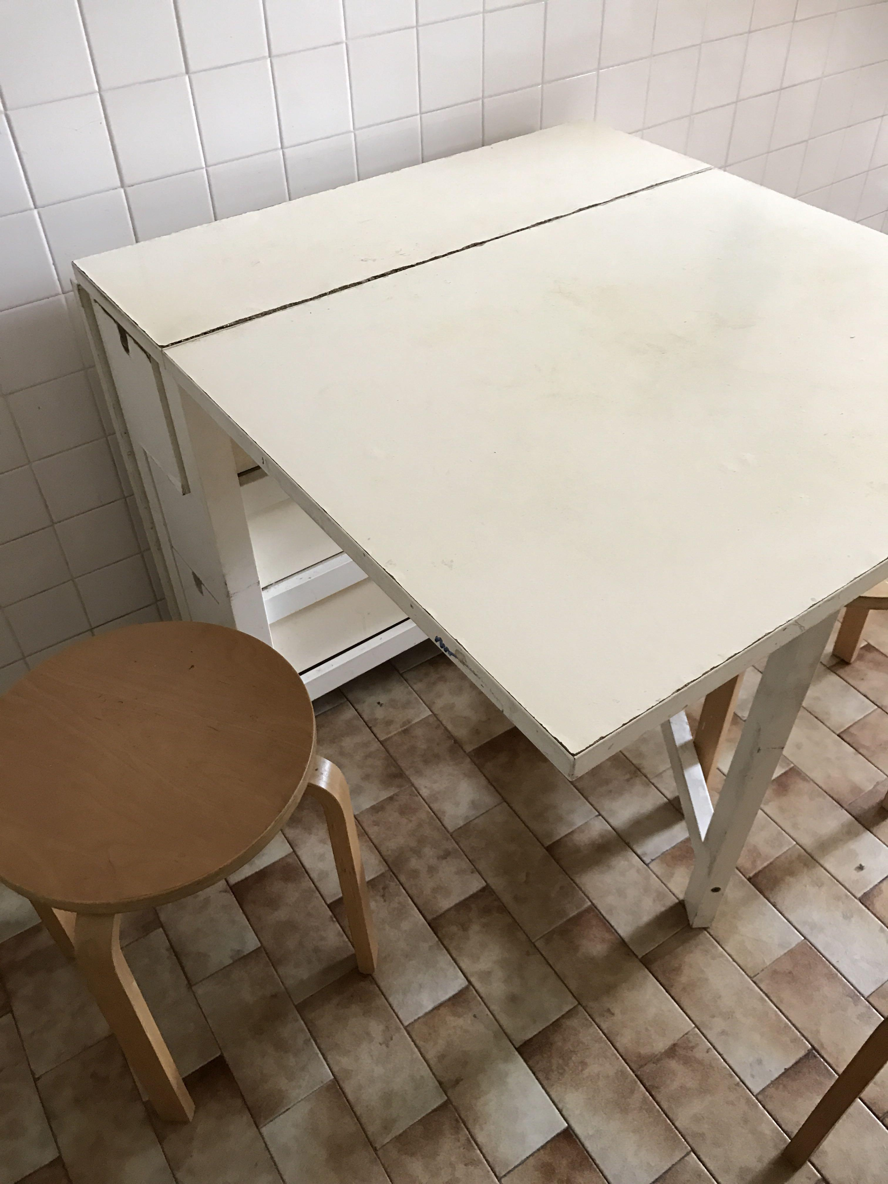 Collapsible Ikea Kitchen Dining Table