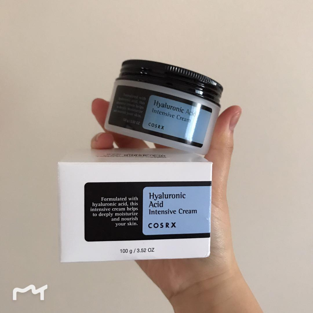 COSRX Hylauronic acid intensive moisturising scream