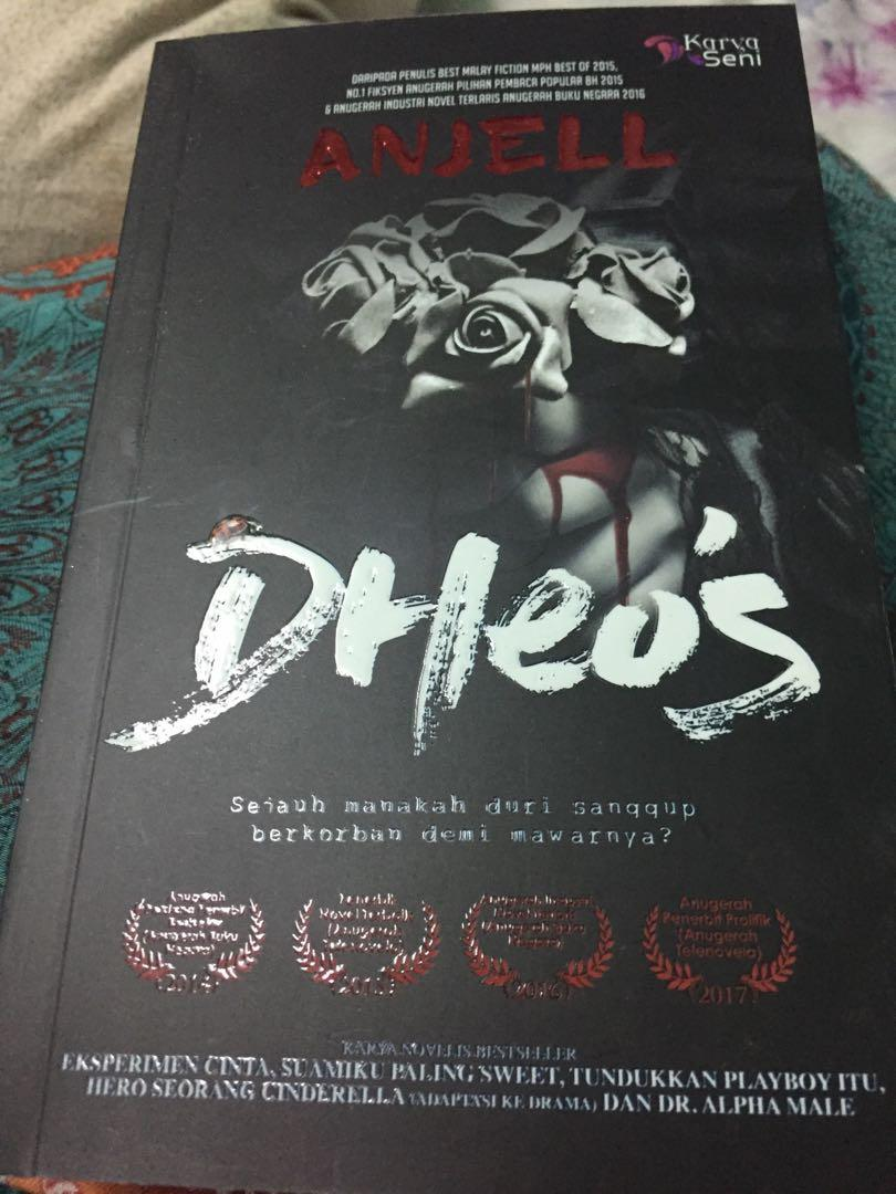 Dheo S By Anjell Books Stationery Books On Carousell