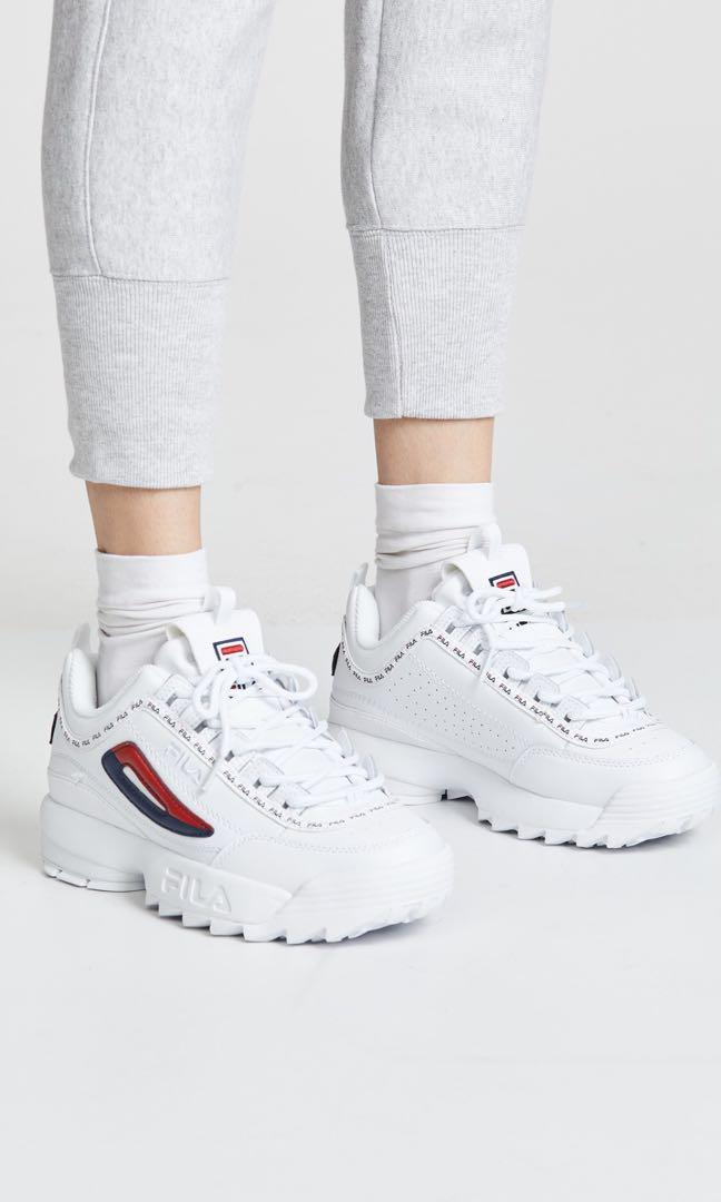 d764766f Fila Ladies Disruptor II Sneakers