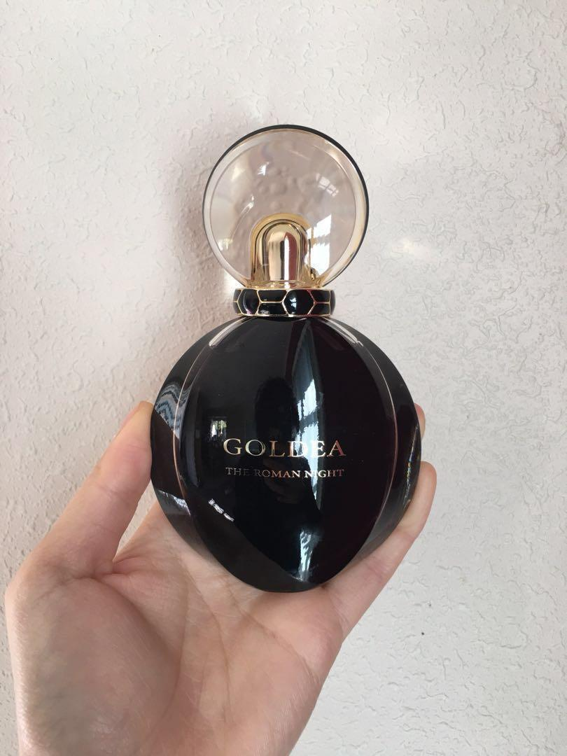 [Final Price]Bvlgari Goldea Roman Night EDP 75ml perfume