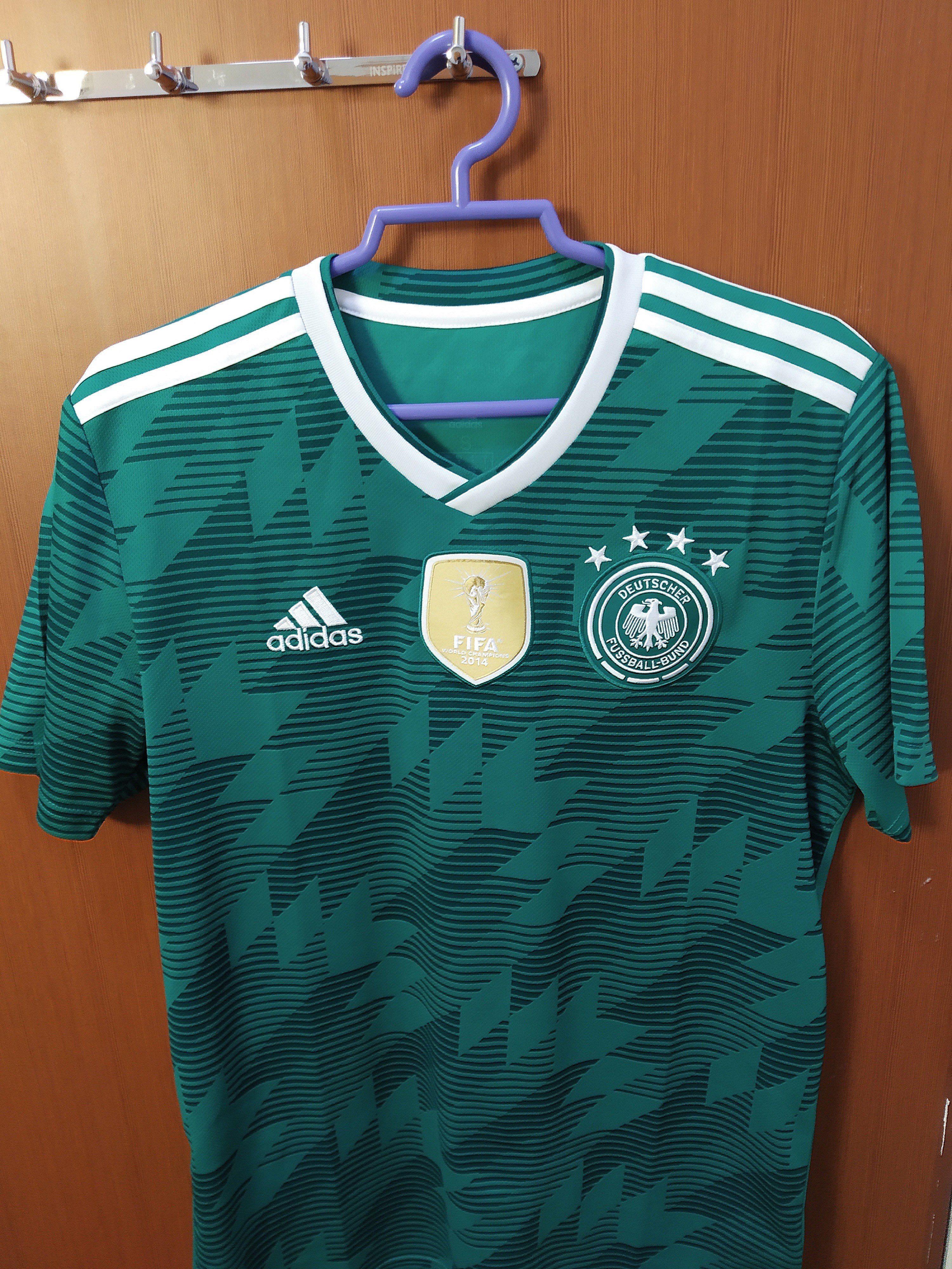 f0715ac37e8 Germany Away World Cup Jersey Away