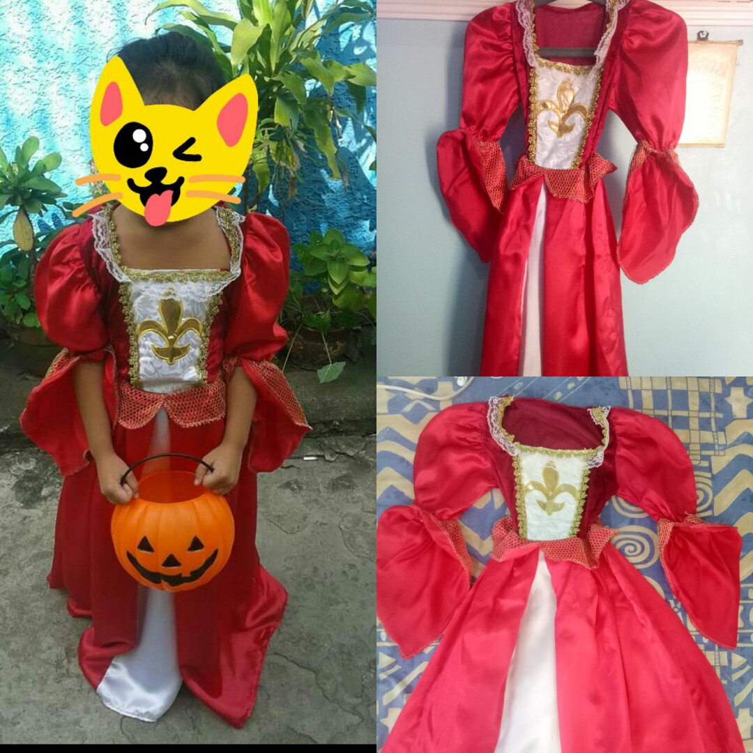 halloween costume for sale, babies & kids, girls' apparel, 4 to 7