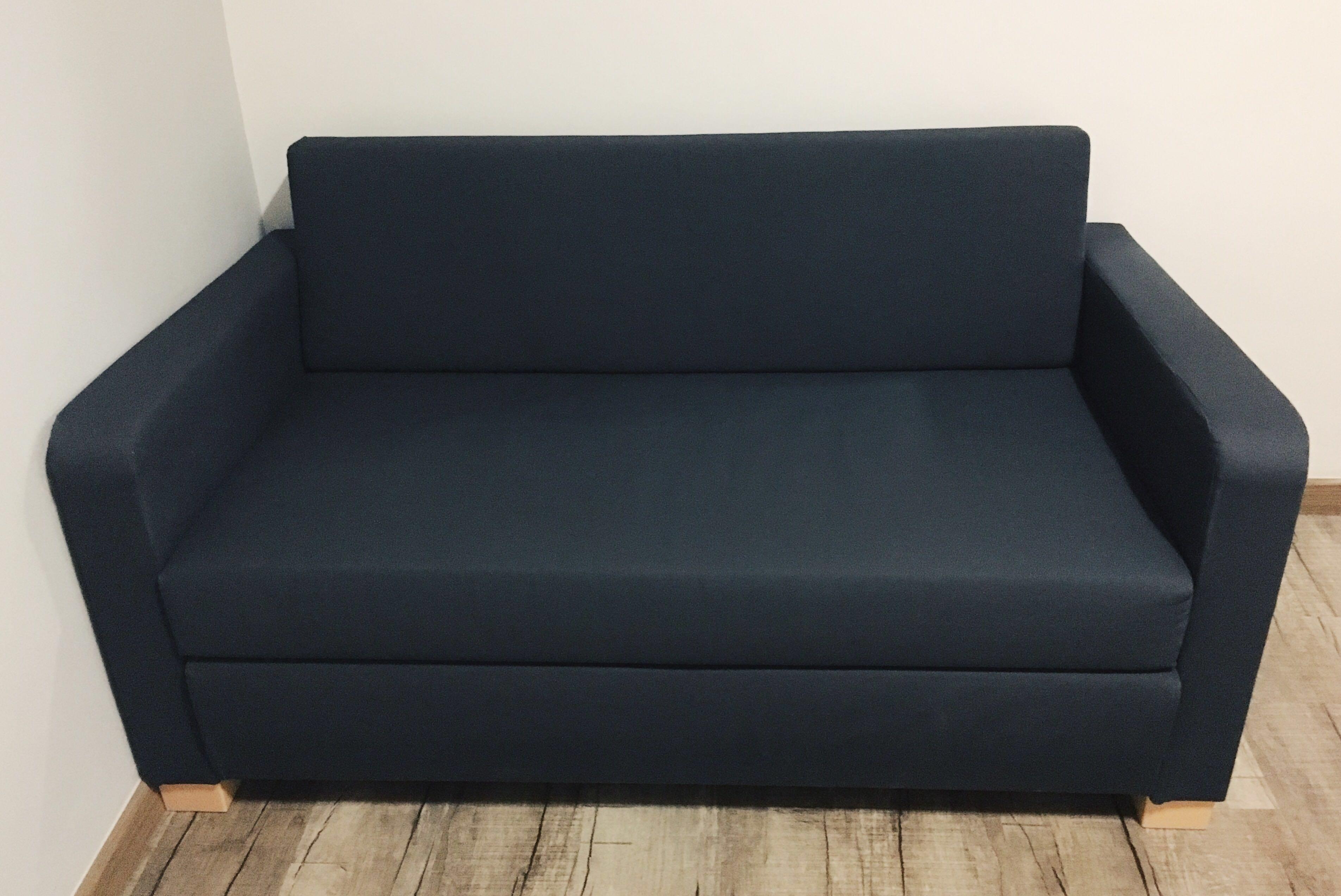 Ikea Solsta Sofa Bed Free Cushions Furniture Sofas On Carousell