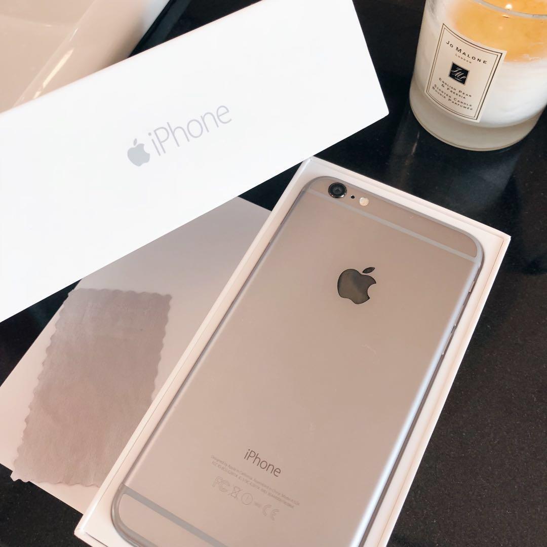 quality design 1c8e0 4b911 iPhone 6 SpaceGrey 64GB + FREE Mous Case