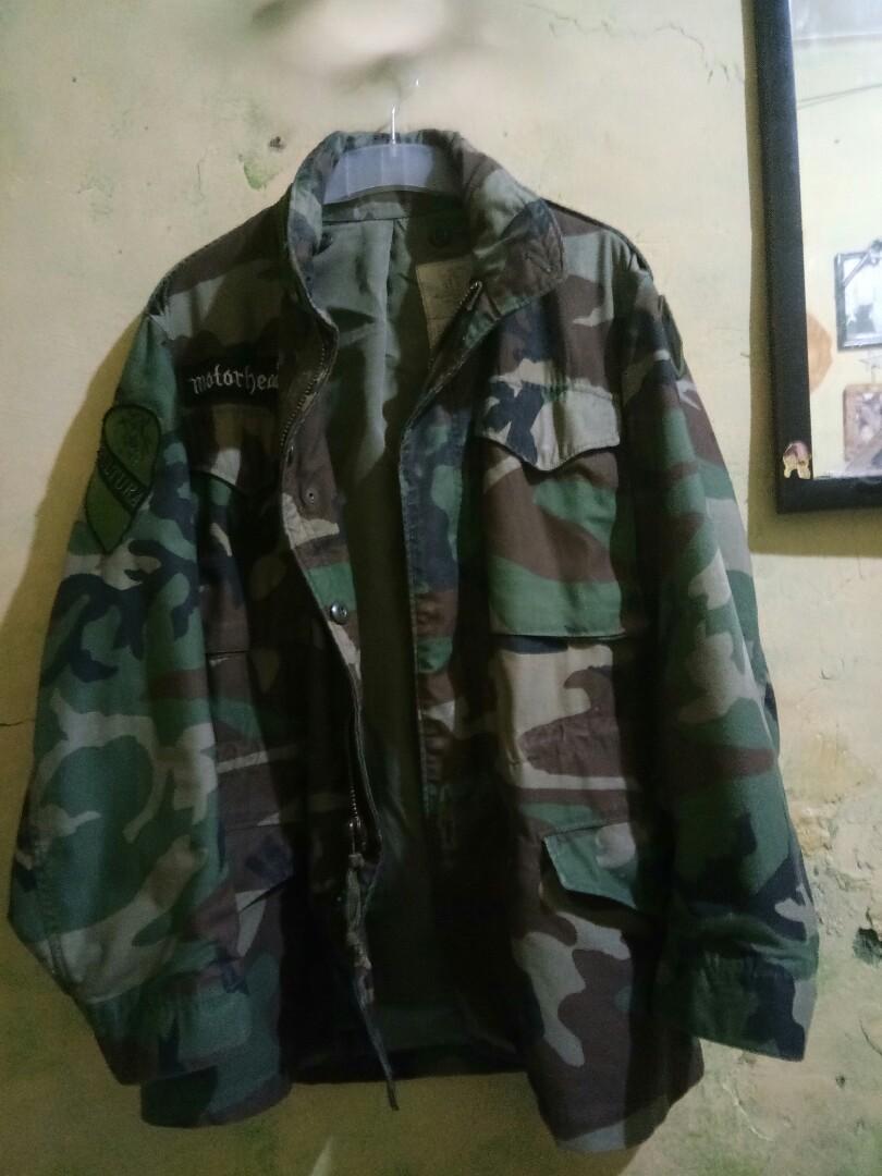 edef107c30d Jaket us army original mantappp