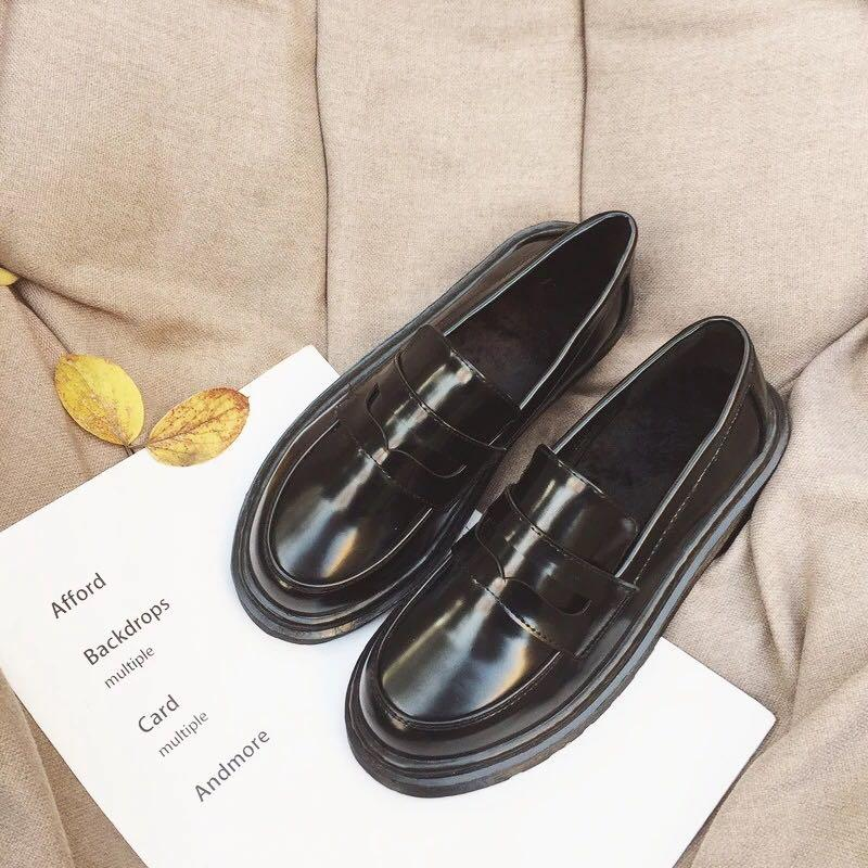 japanese school shoes/ loafers, Women's