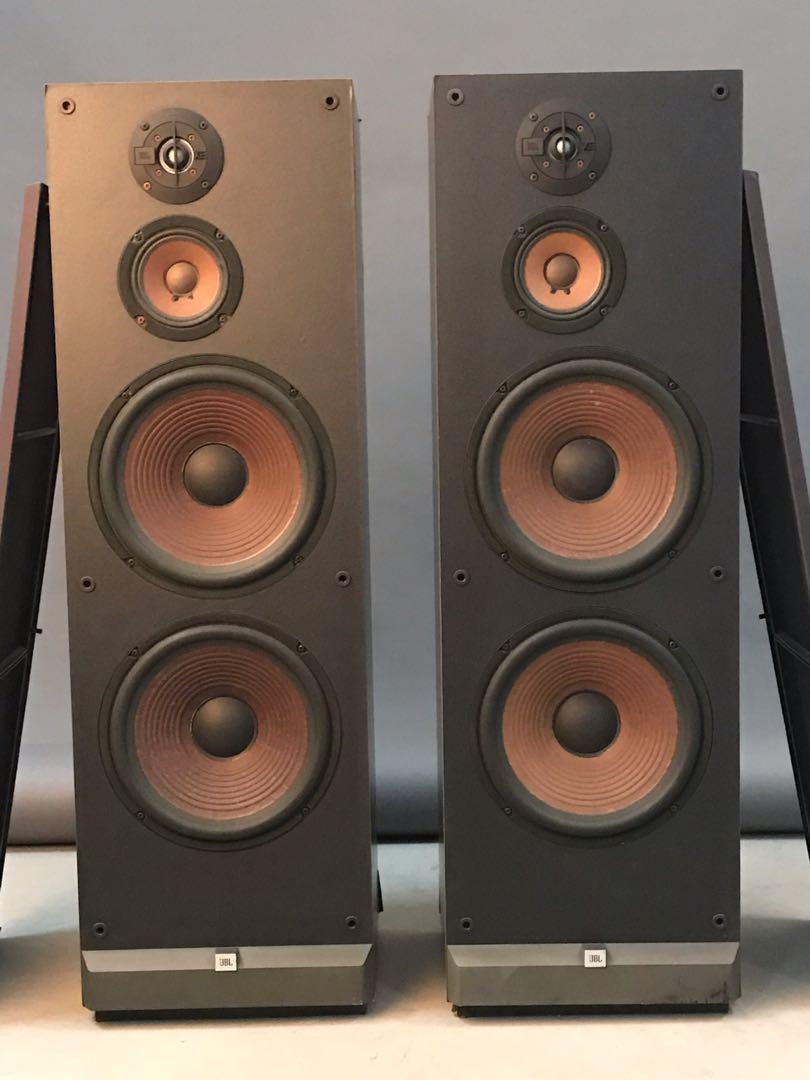 JBL XE-6 speakers