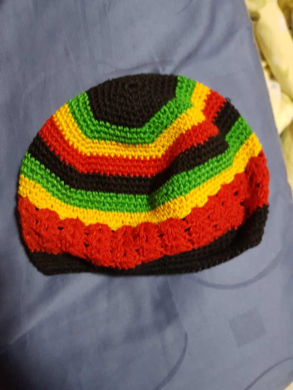 Kids Bob Marley Design Cap Everything Else On Carousell
