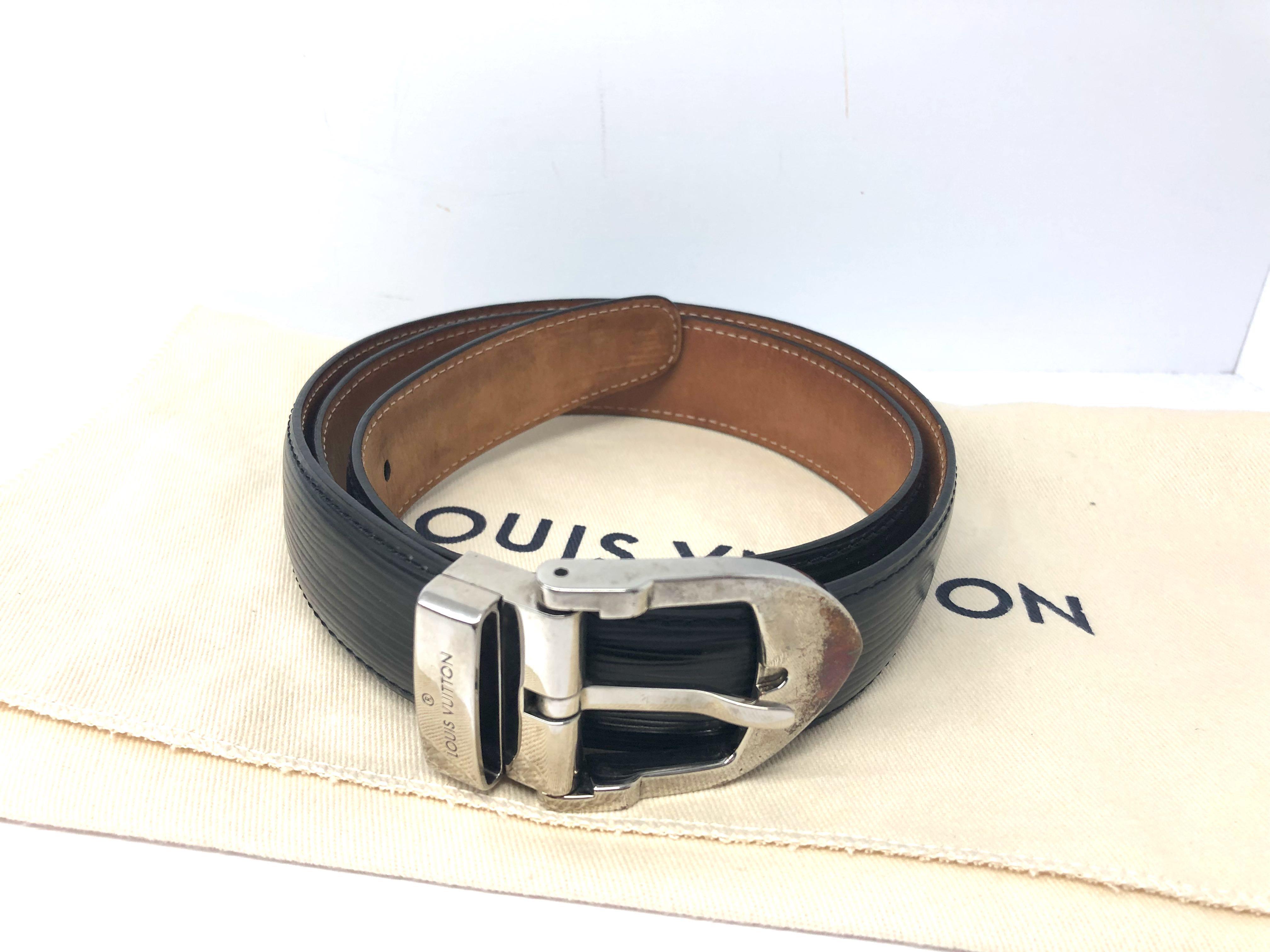 9321281967f1 Louis Vuitton Epi Belt Size 90cm 187003856