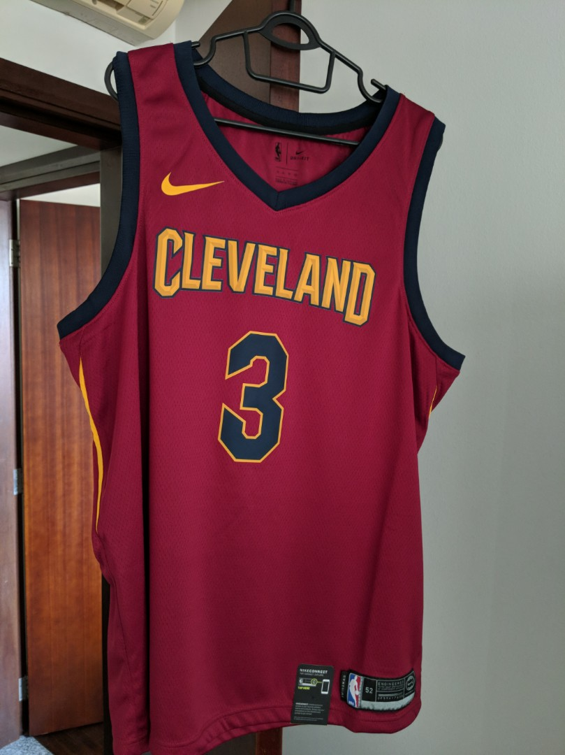 New (PRICE REDUCED)  Cleveland Cavaliers NBA swingman jersey 2d9158954