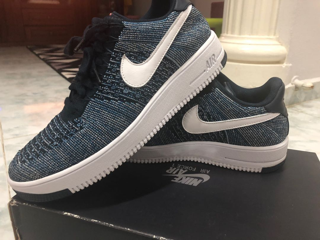 save off b51a6 c9086 Nike AF1 Ultra Flyknit Low