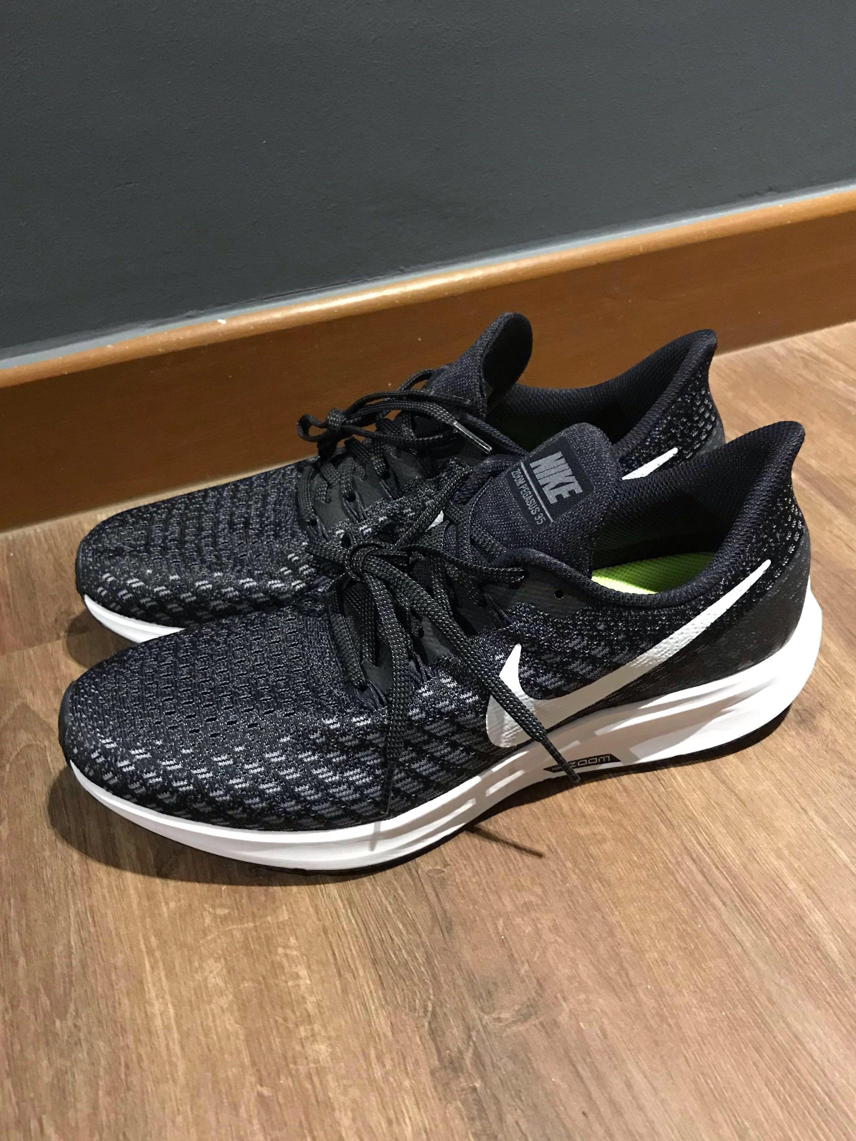 check out ba5a8 2541b Nike Pegasus 35- Black UK size 10