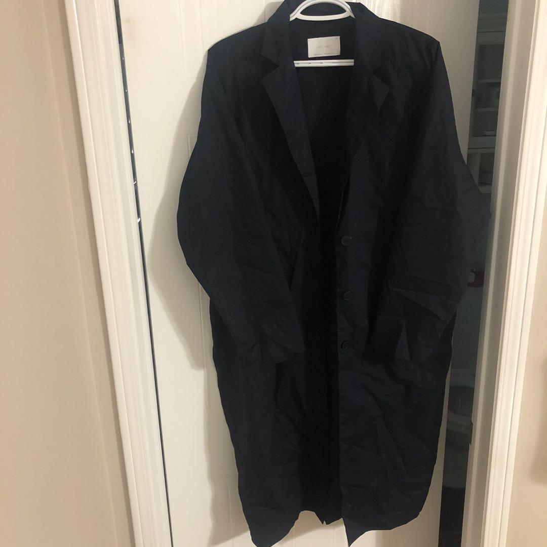 Oak and fort jacket