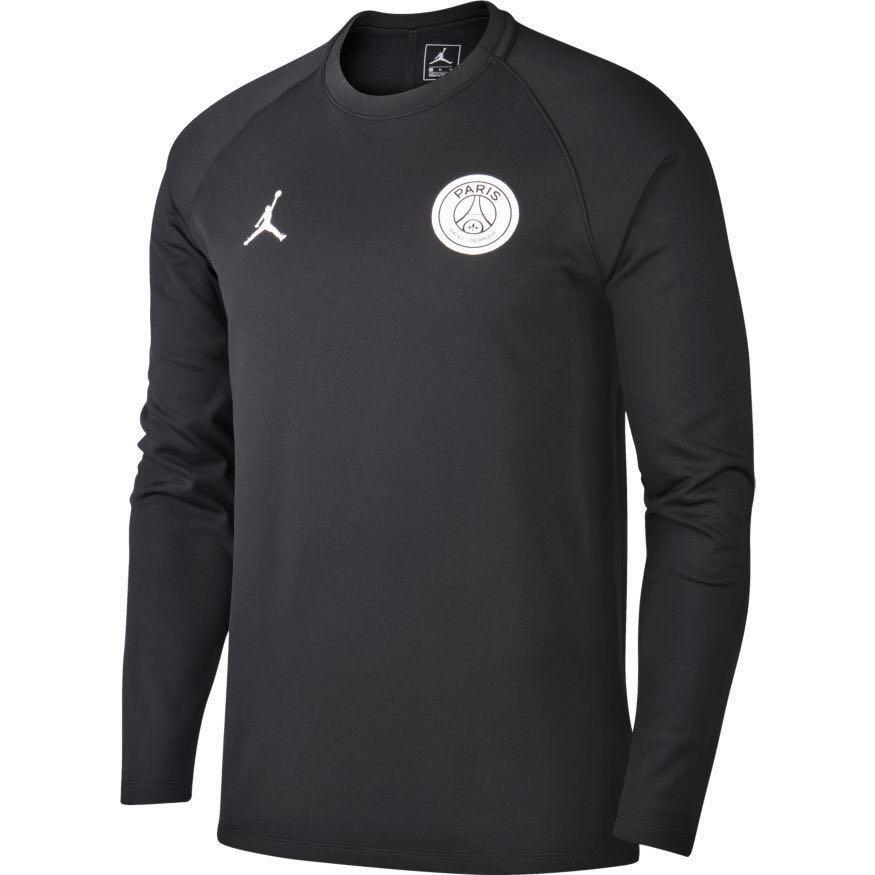 4f285fb72ae Paris Saint Germain Training Shirt Dry Squad Jordan x PSG, Men's ...