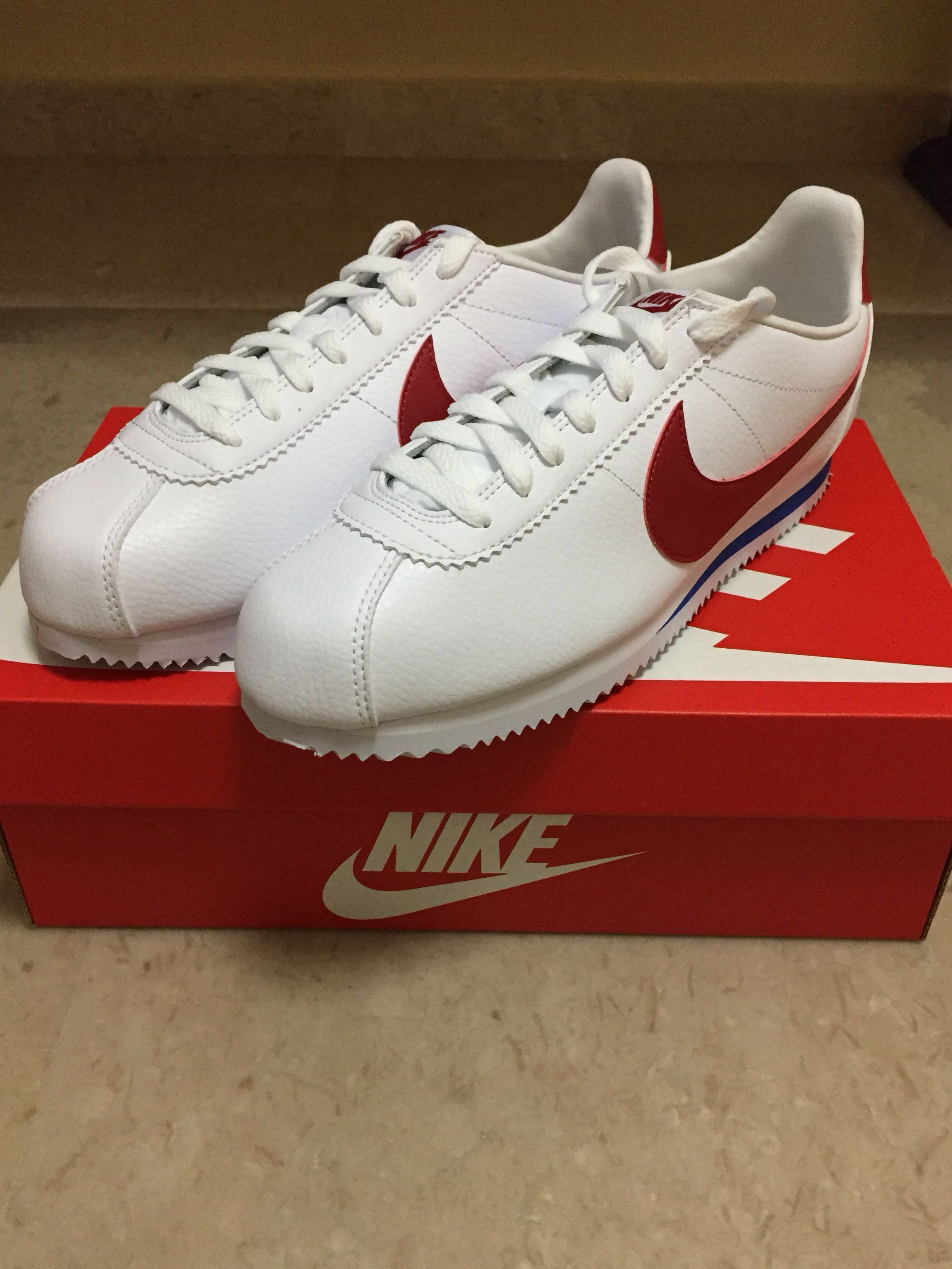 2a3daf0ce327  PRICE DROP  BNIB Nike Cortez White Varsity Red