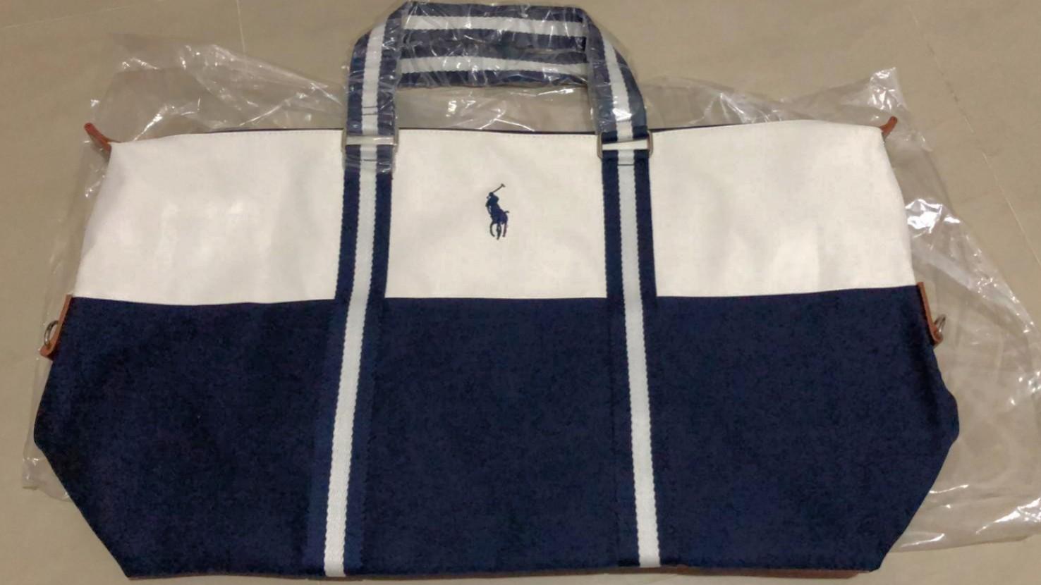 Ralph Lauren Duffle Bag BNIP 8cd9c3a6e01a7