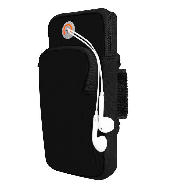 32e7d4dee119 Running Jogging Gym Arm Band Pouch Holder Bag Case Sport Armband For Cell  Phone