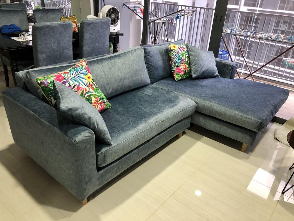 Miraculous Sofa Cover Custom Made 98167256 Furniture Sofas On Carousell Download Free Architecture Designs Terstmadebymaigaardcom