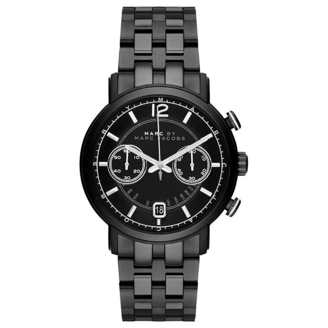 (Special price) 100% original Marc Jacobs Men MBM5065 Fergus Black