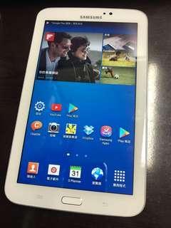 """Samsung Tab 3 7"""" 9成新"""