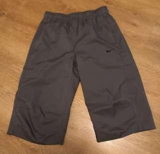 Nike Men's DRI-FIT SIZE L 男子七分闊腳褲