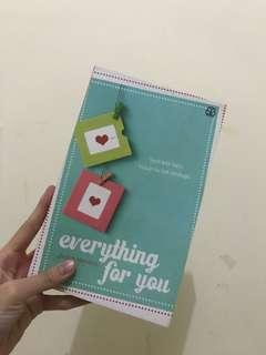 NOVEL EVERYTHING FOR YOU