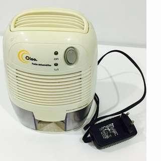Olee Petite Dehumidifier (With Free Gift)