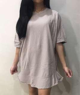 Casual Grey Dress