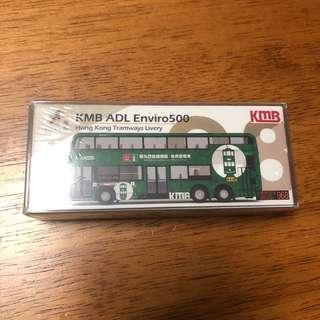 全新Tiny 98 電車巴士