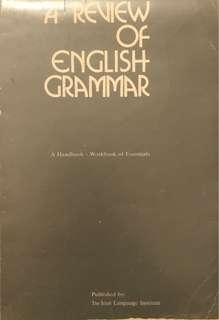 A Review of English Geammar