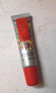 New! Loccitane Happy Holidays lip balm