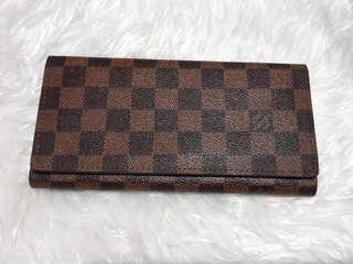 Inspired LV wallet