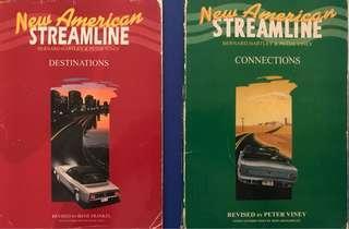 New American Streamline - Bernard Hartley & Peter Viney