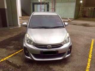 Perodua Myvi SE