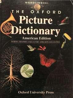 The Oxford Picture Dictionary - Monolingual