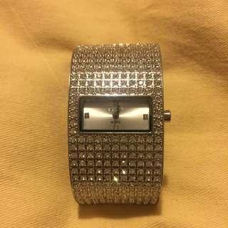 Elite Crystal Watch