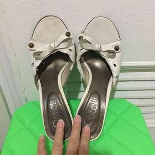 Rotelli White Sandal