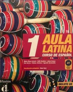 Aula Latina - 1 - Curso de Español