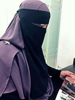Niqab Dhuha