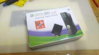 Xbox 360 hard disk box 葵興地鐵站交收