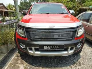 Ford ranger 2.2 (A) special edition limited unit