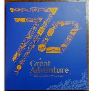 🚚 Singapore Airlines SQ 70th Anniversary Book