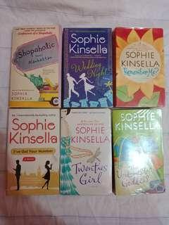 Sophie Kinsella Bundle