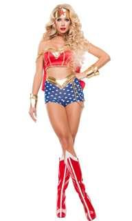 Wonder Woman Costume XS