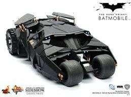 Hot Toys Bat Tumbler MSIB