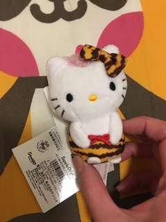 Hello Kitty 野人公仔