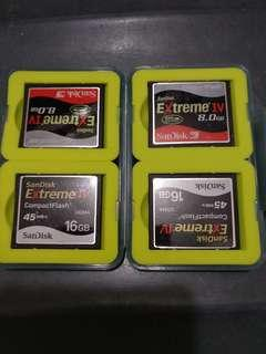 sandisk extreme lV compact flash